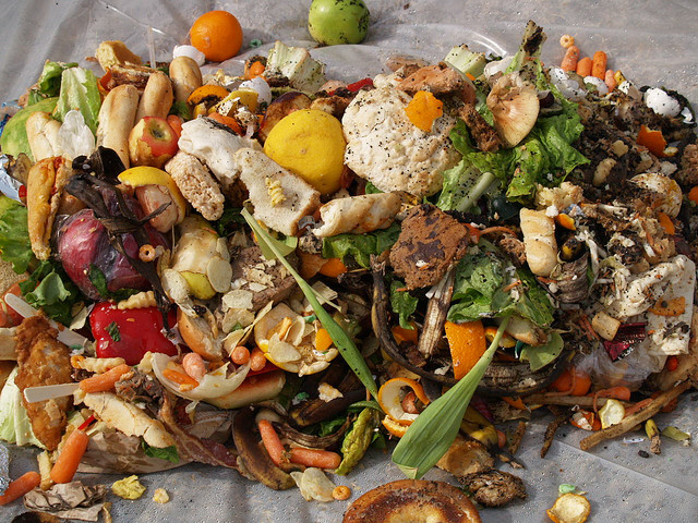 Pretty much any food scraps can be added to a compost heap