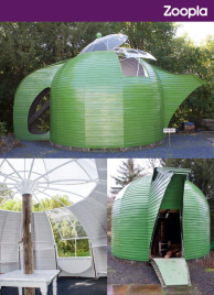 Potty greenhouse/shed/garden feature....