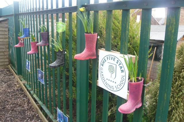 PicPost: These Boots Were Made for Planting