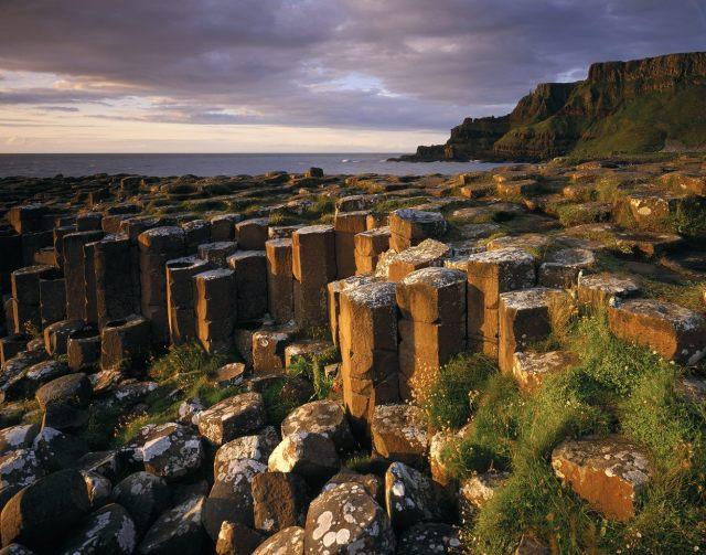 The Giant's Causeway in Northern Ireland, by Joe Cornish