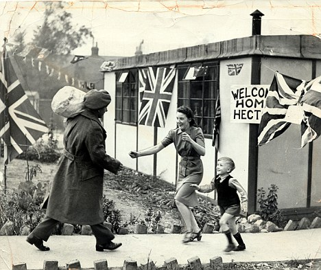 Hector Murdoch's homecoming, 1946