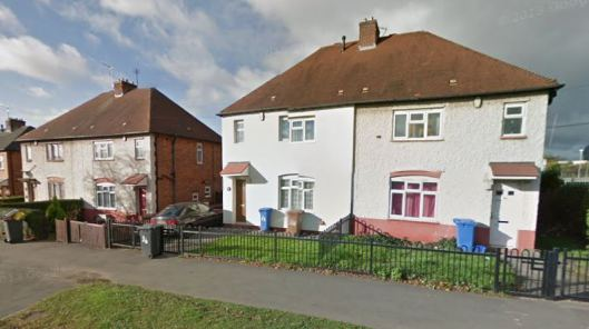 Derby's earliest council housing on Victory Road
