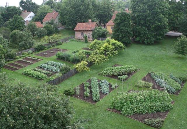old salem museums and gardens via p.allen smith