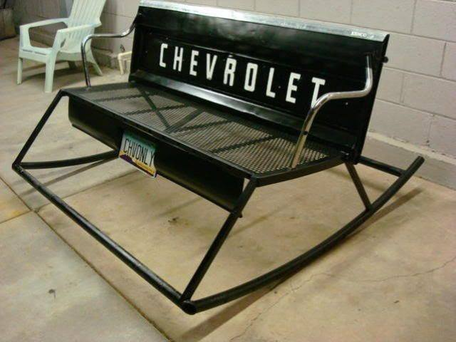 Chevy Chaise