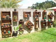 Crate Garden!