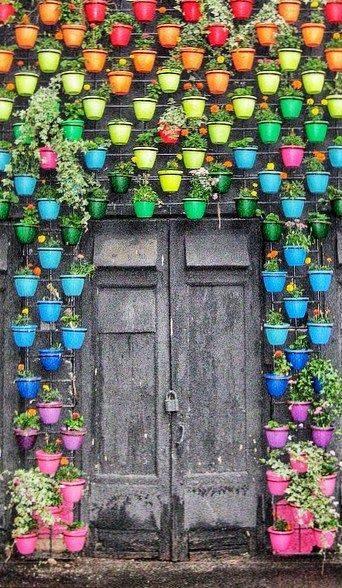 wall pots russia