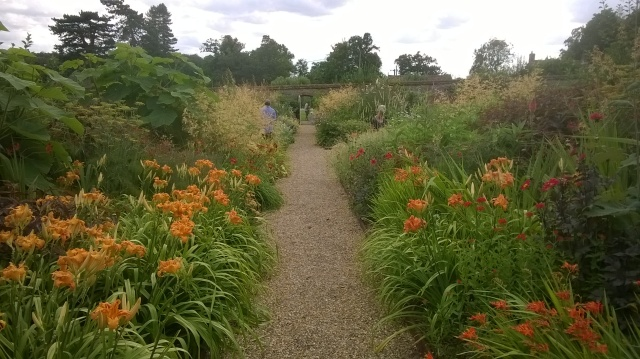 The Walled Garden at Salle Park, Norfolk