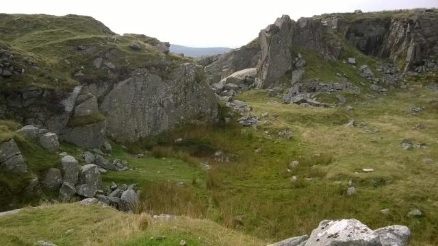 Swelltor- more quarrying