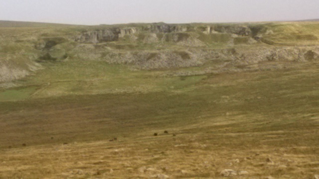 Foggintor- quarrying has removed the tor?