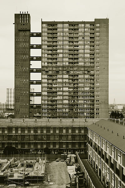 Balfron and the Brownfield Estate