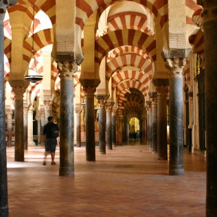 The Mezquita, Cordoba, Spain: Religious heart