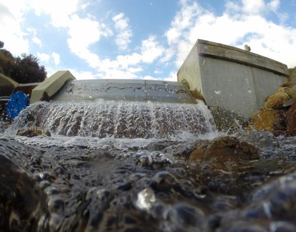 National Trust Hafod y Porth hydro project