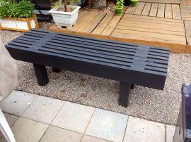 pallet park bench