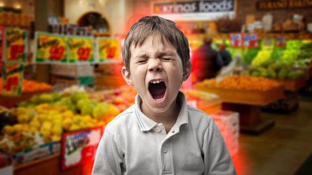 child supermarket
