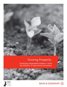 Growing Prosperity cover