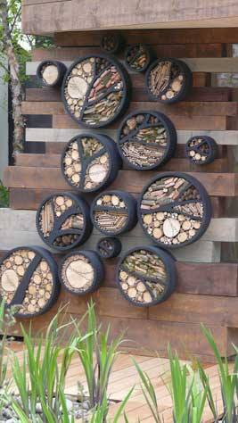 ornamental bug hotels