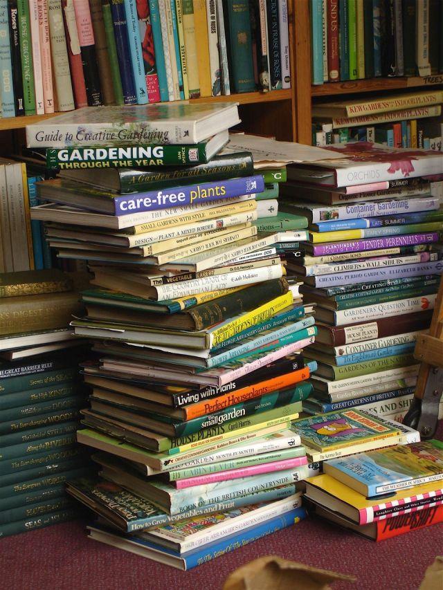 ulle.b garden books