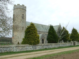 St. Peter's Church- a Management Plan is underway