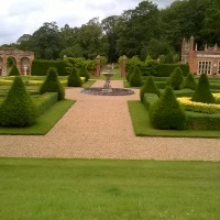 Oxnead Hall: dipping into history