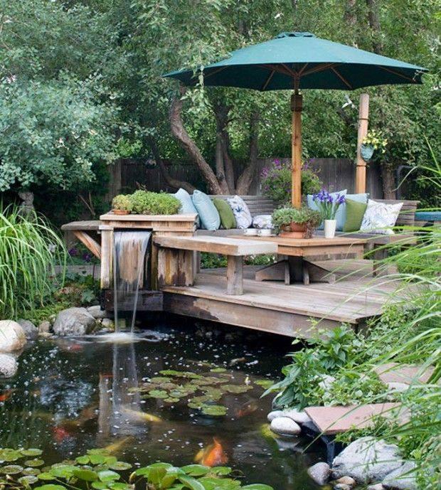 pond heaven