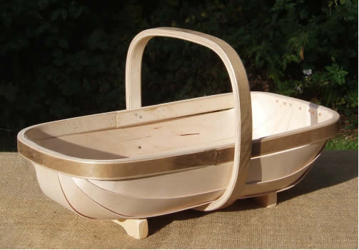 The traditional Sussex Trug