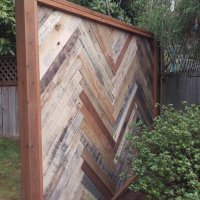 Pallets in the Garden- latest projects