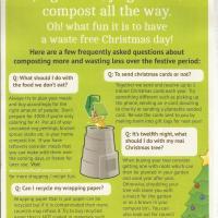 Christmas Composting #4