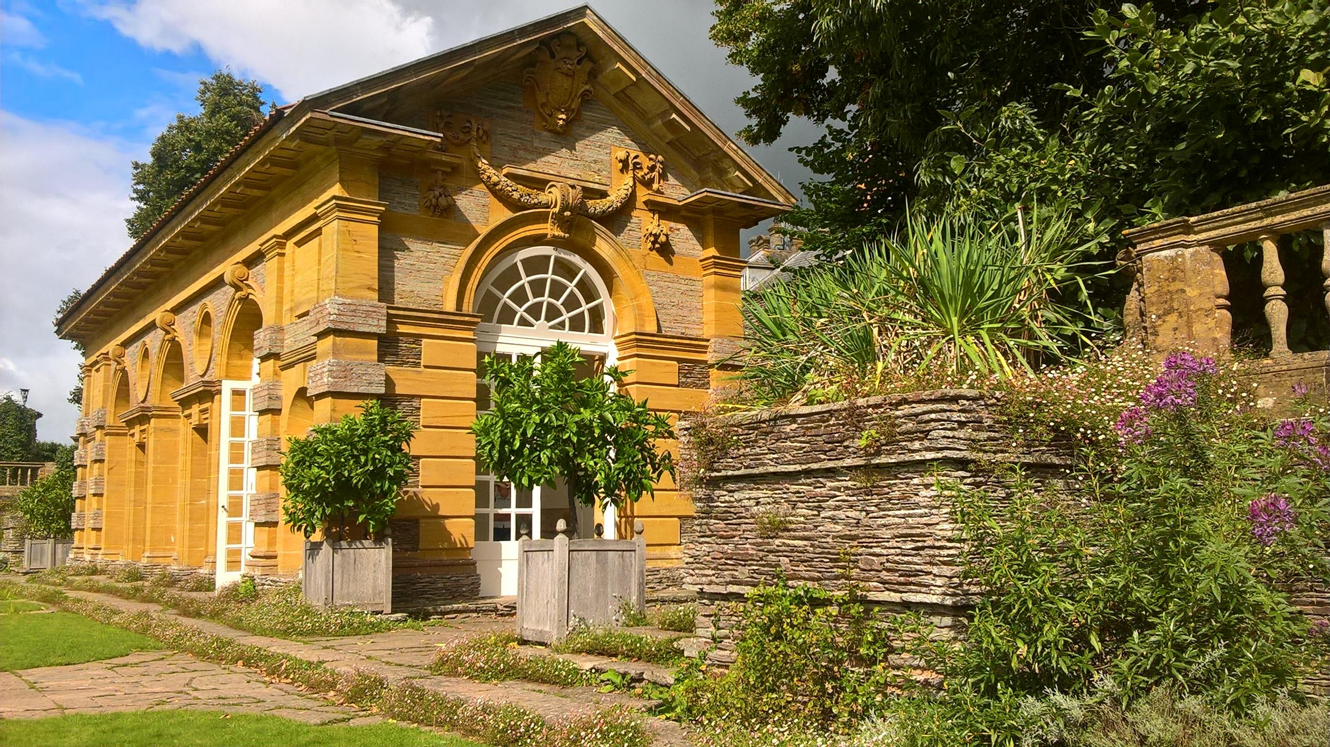 West Country Gardens | Old School Garden