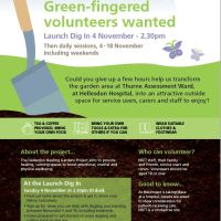 Healing Gardens Project